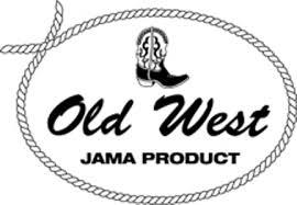 Old West Jama boots logo