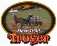 Troyer Cheese logo