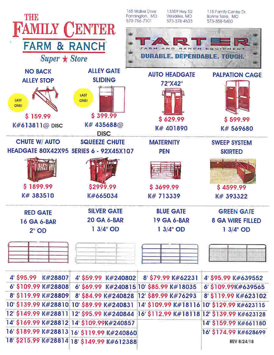 tarter flier august 24 2018 page 3 the family center super stores