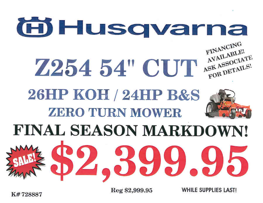 HUSQVARNA MOWERS FINAL SEASON MARK DOWN_Page_2