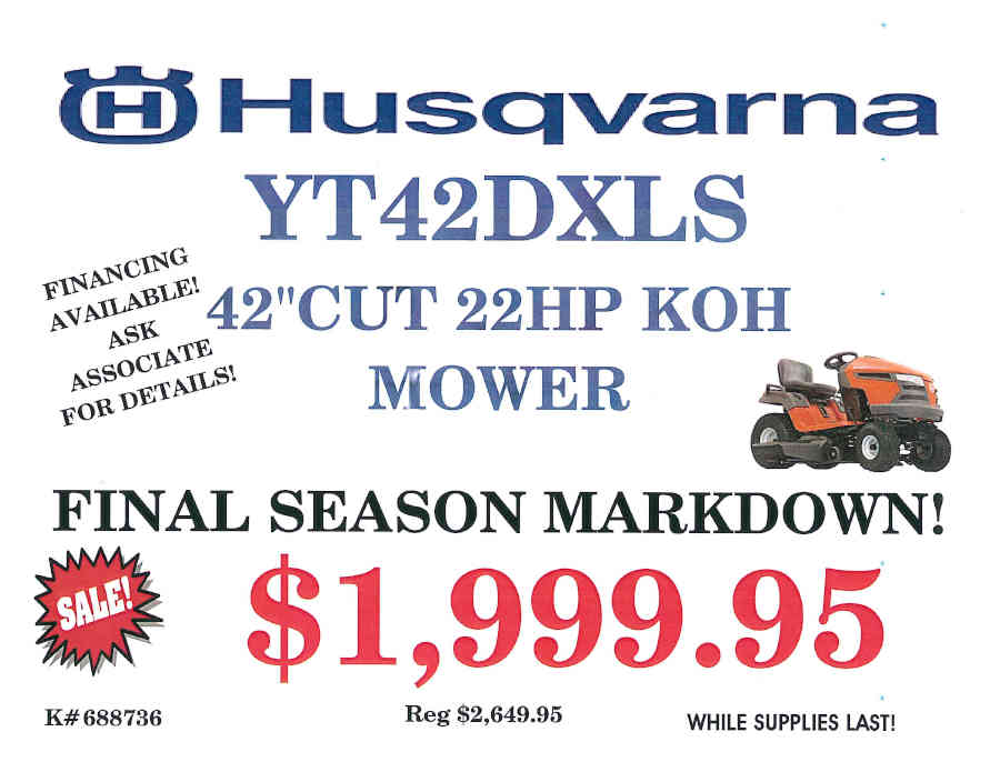 HUSQVARNA MOWERS FINAL SEASON MARK DOWN_Page_5