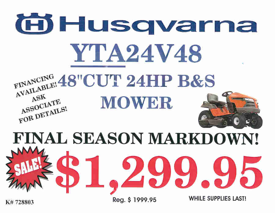 HUSQVARNA MOWERS FINAL SEASON MARK DOWN_Page_7