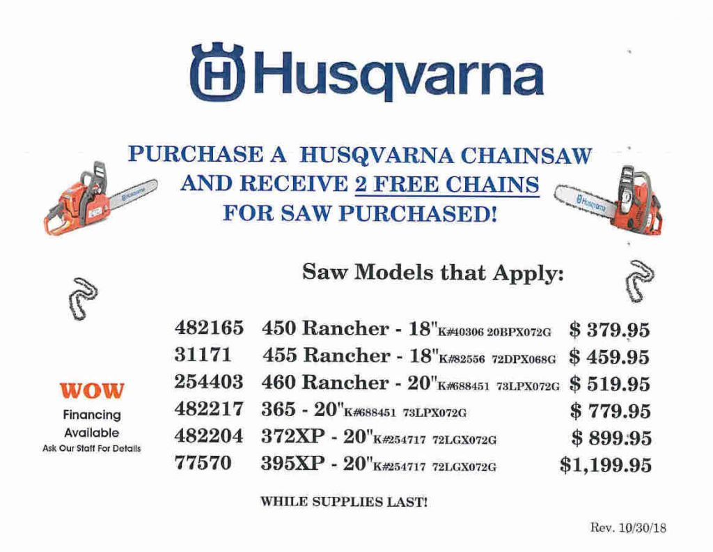 HUSQVARNA CHAINSAW PRICES START 10-31-18_Page_2