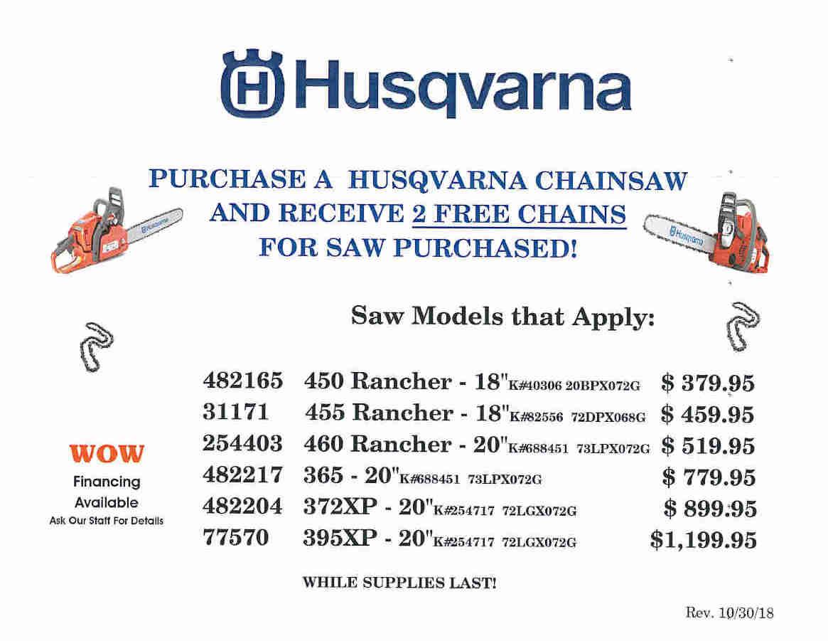 HUSQVARNA CHAINSAW PRICES START 10-31-18_Page_2